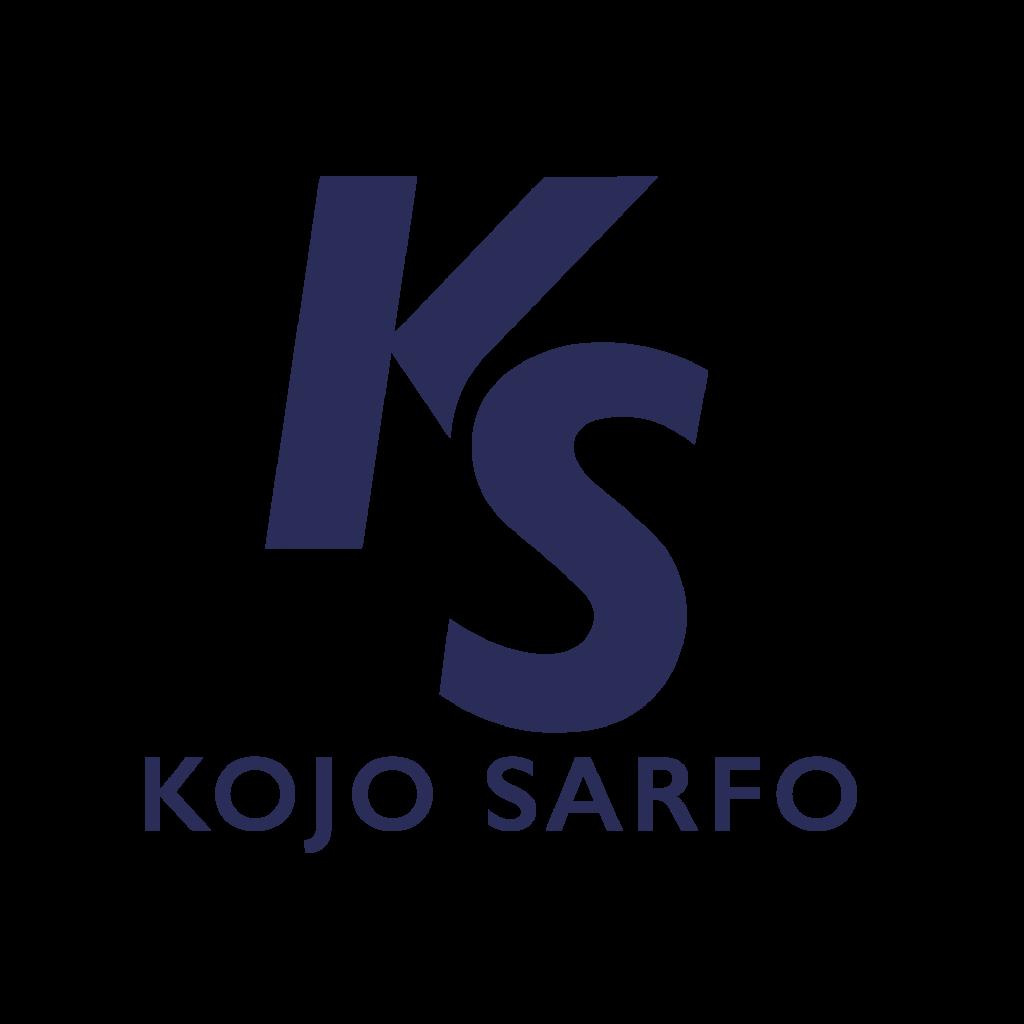 Kojo Sarfo logo