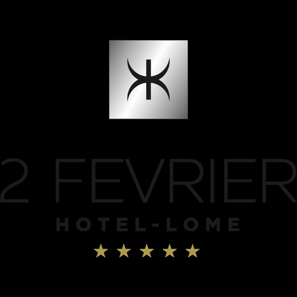 Hotel 2 Fevrier Logo