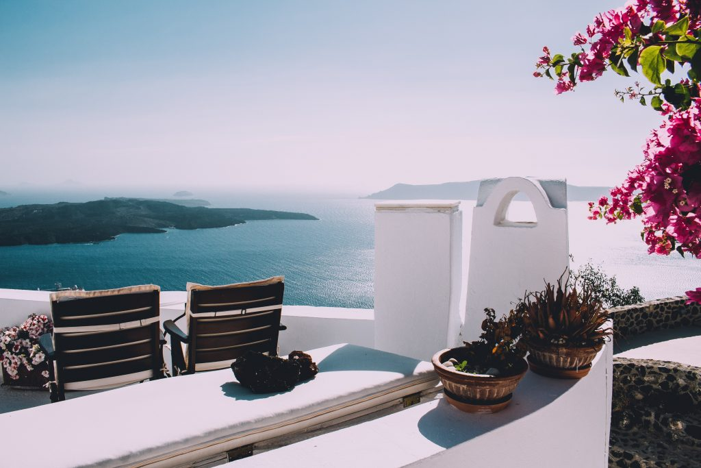 Greece vacation destination