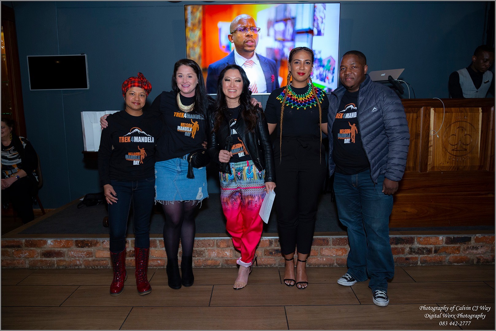 Trek 4 Mandela Night